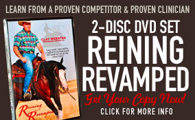 REINING REVAMPED : GET YOUR COPY NOW